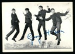 1964 Topps Beatles Black and White #14  George Harrison  Front Thumbnail