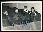 1964 Topps Beatles Black and White #12  Ringo Starr  Front Thumbnail