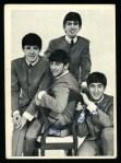 1964 Topps Beatles Black and White #20  John Lennon  Front Thumbnail