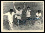 1964 Topps Beatles Black and White #117  George Harrison  Front Thumbnail