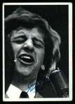 1964 Topps Beatles Black and White #162  Ringo Starr  Front Thumbnail