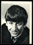 1964 Topps Beatles Black and White #6  Ringo Starr  Front Thumbnail
