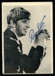 1964 Topps Beatles Black and White #28  Ringo Starr  Front Thumbnail