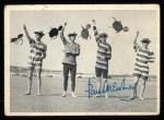 1964 Topps Beatles Black and White #31  Paul McCartney  Front Thumbnail