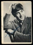 1964 Topps Beatles Black and White #40  John Lennon  Front Thumbnail