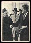 1964 Topps JFK #17   JFK-Elect Kennedy After Mass Front Thumbnail