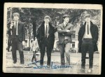 1964 Topps Beatles Black and White #57  John Lennon  Front Thumbnail