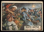 1962 Topps Civil War News #47   Death Battle Front Thumbnail