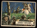 1962 Topps Civil War News #43   Costly Mistake Front Thumbnail