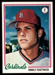 1978 Topps #405  Rawly Eastwick  Front Thumbnail