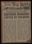 1962 Topps Civil War News #63   Ambushed Back Thumbnail