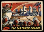 1962 Bubbles Inc Mars Attacks #49   The Earthmen Charge  Front Thumbnail