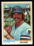 1978 Topps #408  Joe Zdeb  Front Thumbnail