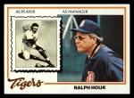 1978 Topps #684  Ralph Houk  Front Thumbnail