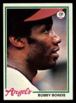 1978 Topps #150  Bobby Bonds  Front Thumbnail