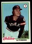 1978 Topps #227  Al Fitzmorris  Front Thumbnail