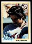 1978 Topps #471  Roy Smalley  Front Thumbnail