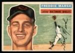 1956 Topps #23  Fred Marsh  Front Thumbnail