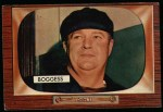 1955 Bowman #297  Dusty Boggess  Front Thumbnail
