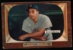1955 Bowman #89  Lou Boudreau  Front Thumbnail