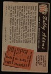 1955 Bowman #118  Royce Womble  Back Thumbnail
