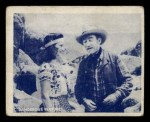 1950 Topps Hopalong Cassidy #18   fatal boast Front Thumbnail