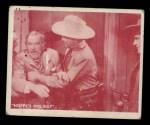 1950 Topps Hopalong Cassidy #57   California's arrest Front Thumbnail
