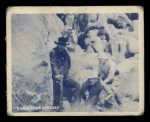 1950 Topps Hopalong Cassidy #21   On Hoppy's trail Front Thumbnail