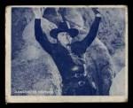 1950 Topps Hopalong Cassidy #17   Hoppy's warning Front Thumbnail
