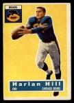 1956 Topps #59  Harlan Hill  Front Thumbnail