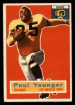 1956 Topps #18  Paul Younger  Front Thumbnail