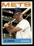 1964 Topps #288  Al Moran  Front Thumbnail