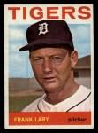 1964 Topps #197  Frank Lary  Front Thumbnail