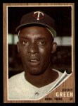 1962 Topps #84  Lenny Green  Front Thumbnail