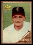 1962 Topps #114 GRN Howie Koplitz  Front Thumbnail