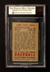 1951 Bowman #2  Yogi Berra  Back Thumbnail
