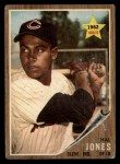 1962 Topps #49  Hal Jones  Front Thumbnail