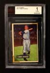 1951 Bowman #291  Tommy Henrich  Front Thumbnail