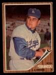 1962 Topps #297  Ron Perranoski  Front Thumbnail