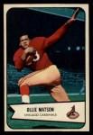 1954 Bowman #12  Ollie Matson  Front Thumbnail