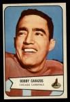 1954 Bowman #36  Bobby Cavazos  Front Thumbnail