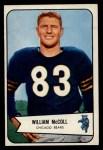 1954 Bowman #59  Bill McColl  Front Thumbnail