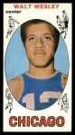 1969 Topps #22  Walt Wesley  Front Thumbnail