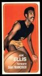1970 Topps #28  Joe Ellis   Front Thumbnail