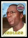 1969 Topps #367  Lou Johnson  Front Thumbnail