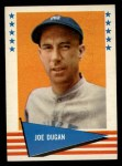 1961 Fleer #103  Joe Dugan  Front Thumbnail