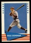 1961 Fleer #140  Riggs Stephenson  Front Thumbnail