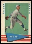 1961 Fleer #44  Waite Hoyt  Front Thumbnail