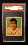 1949 Bowman #166  Mike Tresh  Front Thumbnail