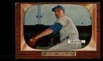 1955 Bowman #170  Carl Erskine  Front Thumbnail